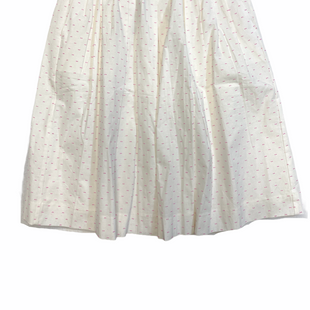 Primary Photo - BRAND: J CREW STYLE: SKIRT COLOR: WHITE PINK SIZE: PETITE LARGE SKU: 223-22318-118660