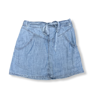 Primary Photo - BRAND: MICHAEL STARS STYLE: SKIRT COLOR: DENIM SIZE: XS SKU: 223-22361-22216