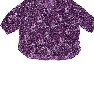 Primary Photo - BRAND: NOT YOUR DAUGHTERS JEANS STYLE: TOP LONG SLEEVE BASIC COLOR: PURPLE SIZE: 3X SKU: 223-22318-100098