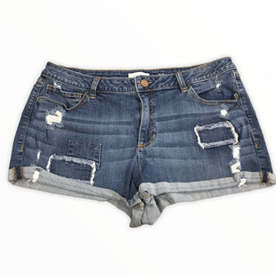 Primary Photo - BRAND: LAUREN CONRAD STYLE: SHORTS COLOR: DENIM SIZE: 14 SKU: 223-22343-20013