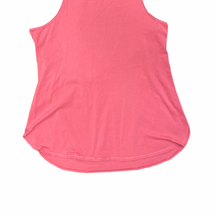 Primary Photo - BRAND: LULULEMON STYLE: ATHLETIC TANK TOP COLOR: RED SIZE: M SKU: 223-22318-123709