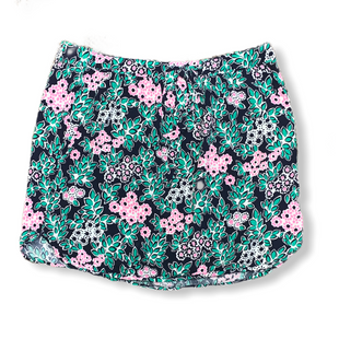 Primary Photo - BRAND: DRAPER JAMES STYLE: SKIRT COLOR: FLORAL SIZE: L OTHER INFO: NAVY PINK GREEN WHITE SKU: 223-22361-22153