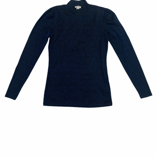 Primary Photo - BRAND: J CREW STYLE: TOP LONG SLEEVE COLOR: BLACK SIZE: XS OTHER INFO: BLUE SPARKLE SKU: 223-223100-1131