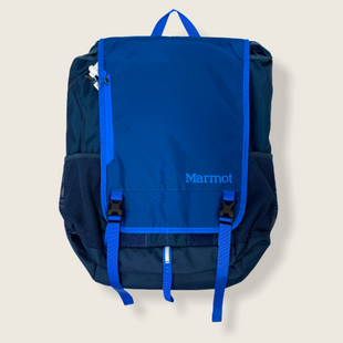 Primary Photo - BRAND: MARMOT STYLE: BACKPACK COLOR: BLUE SIZE: LARGE SKU: 223-22343-19813