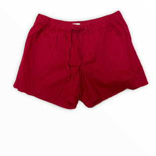 Primary Photo - BRAND: LIZ CLAIBORNE STYLE: SHORTS COLOR: RED SIZE: L SKU: 223-22364-41583