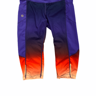 Primary Photo - BRAND: ATHLETA STYLE: ATHLETIC CAPRIS COLOR: PURPLE SIZE: XS OTHER INFO: RED/BLACK/ORANGE SKU: 223-22318-116064