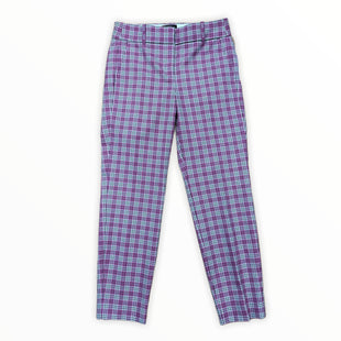 Primary Photo - BRAND: J CREW STYLE: PANTS COLOR: MULTI SIZE: 4 OTHER INFO: CAMERON SKU: 223-22343-20637