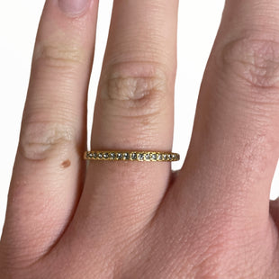 Primary Photo - BRAND: MADEWELL STYLE: RING COLOR: GOLD SIZE: 7 SKU: 223-22318-122169