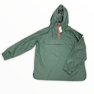 Primary Photo - BRAND: HUNTER FOR TARGETSTYLE: JACKET OUTDOOR COLOR: OLIVE SIZE: 2X OTHER INFO: HUNTER/ORANGE ZIPPER SKU: 223-22343-22399