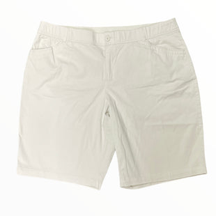 Primary Photo - BRAND: CJ BANKS STYLE: SHORTS COLOR: TAN SIZE: 22 SKU: 223-22361-22308