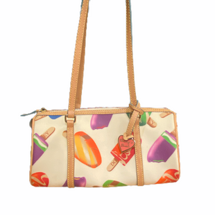 Primary Photo - BRAND: DOONEY AND BOURKE STYLE: HANDBAG DESIGNER COLOR: MULTI SIZE: SMALL OTHER INFO: ICE CREAM SKU: 223-22318-122243