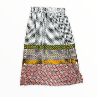 Primary Photo - BRAND:   MEGAN PARKSTYLE: SKIRT COLOR: MULTI SIZE: S OTHER INFO:  WHITE BLACK GREEN GOLD RED BLUE SKU: 223-22361-22691