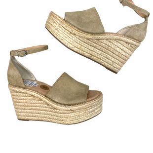 Primary Photo - BRAND: STEVE MADDEN STYLE: SANDALS HIGH COLOR: BEIGE SIZE: 8 SKU: 223-22318-123369