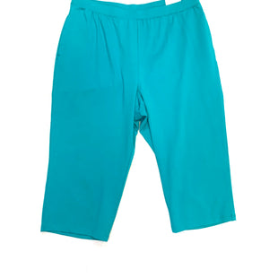 Primary Photo - BRAND: CATHERINES STYLE: ATHLETIC SHORTS COLOR: TEAL SIZE: 1X SKU: 223-22370-10767