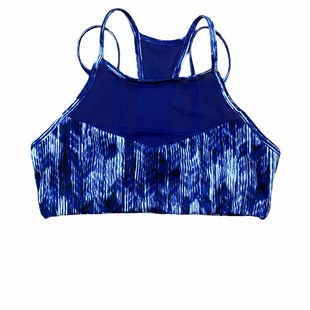 Primary Photo - BRAND: GAPFIT STYLE: BRA COLOR: BLUE WHITE SIZE: S SKU: 223-22318-116066