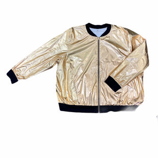 Primary Photo - BRAND: XERSION STYLE: JACKET OUTDOOR COLOR: GOLD SIZE: 3X SKU: 223-22318-111541