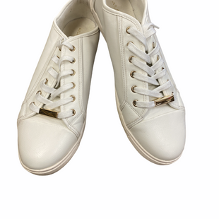 Primary Photo - BRAND: ALDO STYLE: SHOES ATHLETIC COLOR: CREAM SIZE: 11 SKU: 223-22393-4697