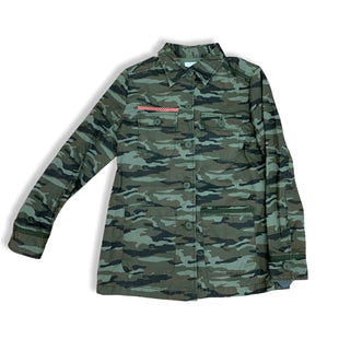 Primary Photo - BRAND: CASLON STYLE: JACKET OUTDOOR COLOR: CAMOFLAUGE SIZE: XS SKU: 223-22364-38851