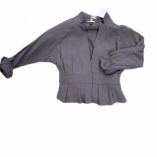 Primary Photo - BRAND:    CLOTHES MENTOR STYLE: JACKET OUTDOOR COLOR: GREY SIZE: S OTHER INFO: GRADE AND GATHER - SKU: 223-22370-16245