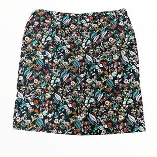 Primary Photo - BRAND: CJ BANKS STYLE: SKIRT COLOR: FLORAL SIZE: 22 OTHER INFO: BLACK W MULTI FLOWERS SKU: 223-22361-22307