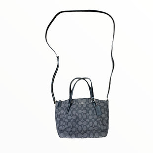 Primary Photo - BRAND: COACH STYLE: HANDBAG DESIGNER COLOR: BLACK SIZE: SMALL OTHER INFO: F57830 SKU: 223-22318-121091