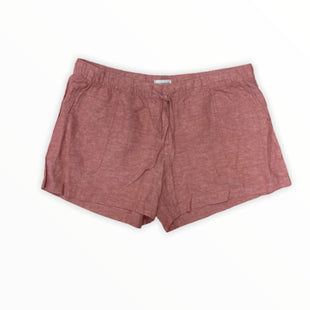 Primary Photo - BRAND: LIZ CLAIBORNE STYLE: SHORTS COLOR: RED SIZE: XXL SKU: 223-22364-41580