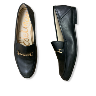 Primary Photo - BRAND: SAM EDELMAN STYLE: SHOES FLATS COLOR: BLACK (LEATHER)SIZE: 11 SKU: 223-22393-7650