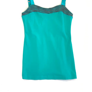 Primary Photo - BRAND: LULULEMON STYLE: ATHLETIC TANK TOP COLOR: TEAL SIZE: 6 SKU: 223-22318-91674