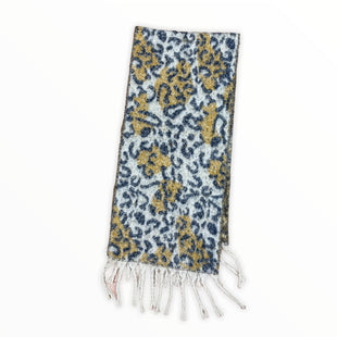 Primary Photo - BRAND:    CLOTHES MENTOR STYLE: SCARF WINTER COLOR: MULTI OTHER INFO: MUSTARD BLUE SKU: 223-22364-40965
