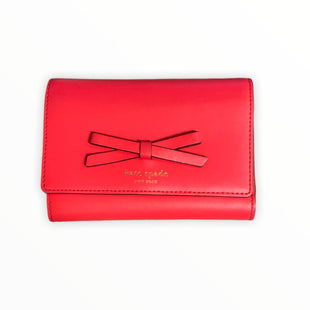 Primary Photo - BRAND: KATE SPADE STYLE: WALLET COLOR: HOT PINK / CORALSIZE: MEDIUM SKU: 223-22318-121213