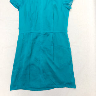 Primary Photo - BRAND: RAG AND BONE STYLE: DRESS SHORT SHORT SLEEVE COLOR: TEAL SIZE: 8 SKU: 223-22370-10570