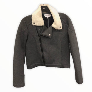 Primary Photo - BRAND: OLIVE AND OAK STYLE: JACKET OUTDOOR COLOR: CHARCOAL SIZE: M SKU: 223-22361-18496