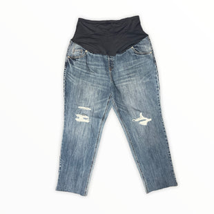 Primary Photo - BRAND: OLD NAVY STYLE: MATERNITY JEANS COLOR: DENIM SIZE: 20 SKU: 223-22370-16675