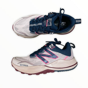 Primary Photo - BRAND: NEW BALANCE STYLE: SHOES ATHLETIC COLOR: DUSTY PINK SIZE: 6.5 OTHER INFO: NAVY SKU: 223-22370-16326