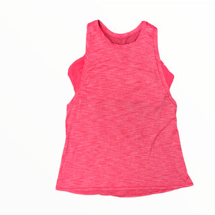 Primary Photo - BRAND: LULULEMON STYLE: ATHLETIC TANK TOP COLOR: RED SIZE: 12 SKU: 223-22370-17142