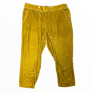 Primary Photo - BRAND: J CREW STYLE: PANTS COLOR: MUSTARD SIZE: 16 SKU: 223-22393-6400ELASTIC WAISTBAND