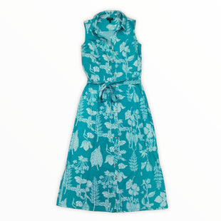 Primary Photo - BRAND: TALBOTS STYLE: DRESS LONG SLEEVELESS COLOR: AQUA SIZE: PETITE  SMALLSKU: 223-22318-115317