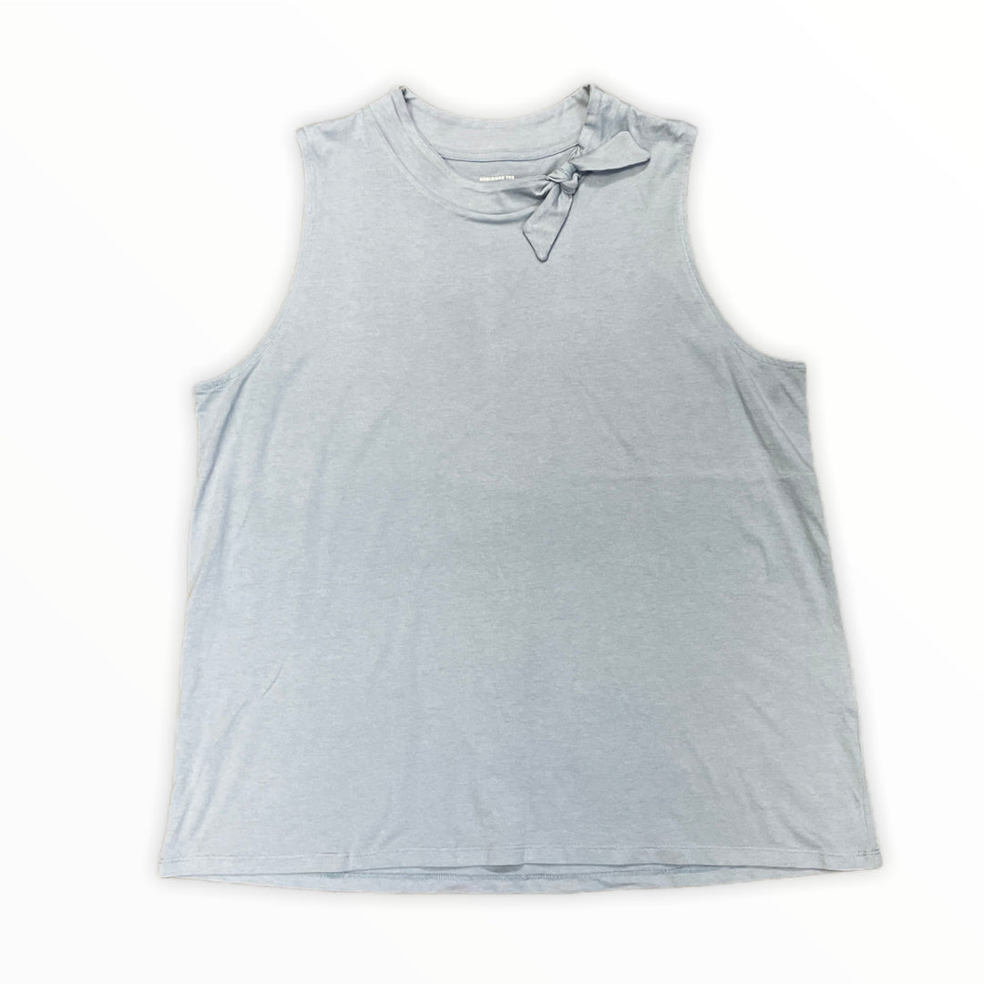 Primary Photo - BRAND: BANANA REPUBLIC O <BR>STYLE: TOP SLEEVELESS <BR>COLOR: SLATE BLUE <BR>SIZE: XL <BR>SKU: 223-22370-16602