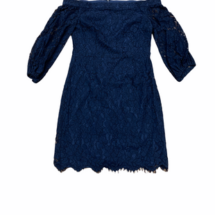 Primary Photo - BRAND: TRINA TURK STYLE: DRESS SHORT SHORT SLEEVE COLOR: NAVY SIZE: 8 SKU: 223-22318-118539