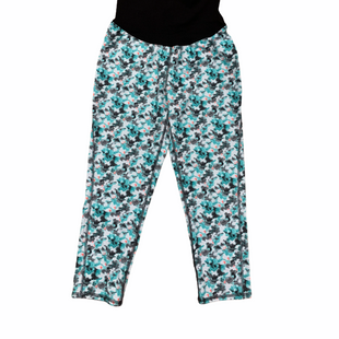 Primary Photo - BRAND: OH BABY BY MOTHERHOOD STYLE: ATHLETIC CAPRIS COLOR: BLUE GREEN SIZE: S SKU: 223-22318-117877