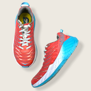 Primary Photo - BRAND:    HOKA STYLE: SHOES ATHLETIC COLOR: PINK SIZE: 5.5 OTHER INFO: HOKA - SKU: 223-22318-113518