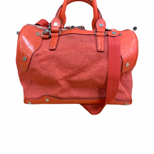 Primary Photo - BRAND: MZ WALLACE STYLE: HANDBAG DESIGNER COLOR: RED SIZE: LARGE SKU: 223-22370-16042CANVAS MATERIAL*