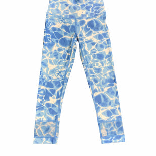 Primary Photo - BRAND: VICTORIAS SECRET STYLE: ATHLETIC PANTS COLOR: WHITE BLUE SIZE: XS SKU: 223-22318-120042