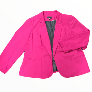 Primary Photo - BRAND: WORTHINGTON STYLE: BLAZER JACKET COLOR: HOT PINK SIZE: 3X SKU: 223-22361-21890