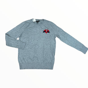 Primary Photo - BRAND: BANANA REPUBLIC O STYLE: SWEATER LIGHTWEIGHT COLOR: GREY SIZE: PETITE  MEDIUM SKU: 223-22361-20935