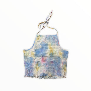 Primary Photo - BRAND: AMERICAN EAGLE STYLE: TOP SLEEVELESS COLOR: TIE DYE SIZE: M SKU: 223-22370-13409