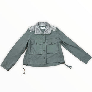 Primary Photo - BRAND: REI STYLE: JACKET OUTDOOR COLOR: OLIVE SIZE: S SKU: 223-22370-16033