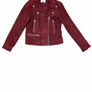 Primary Photo - BRAND:    JUST FEMALESTYLE: JACKET OUTDOOR COLOR: RED SIZE: S OTHER INFO: JUST - SKU: 223-223100-1524