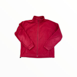 Primary Photo - BRAND: COLUMBIA STYLE: JACKET OUTDOOR COLOR: RED SIZE: 2X SKU: 223-22343-20545