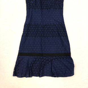 Primary Photo - BRAND: KARL LAGERFELD STYLE: DRESS SHORT SLEEVELESS COLOR: BLUE SIZE: 2 SKU: 223-22318-96405